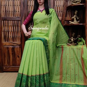 Samuditha - South Cotton Saree