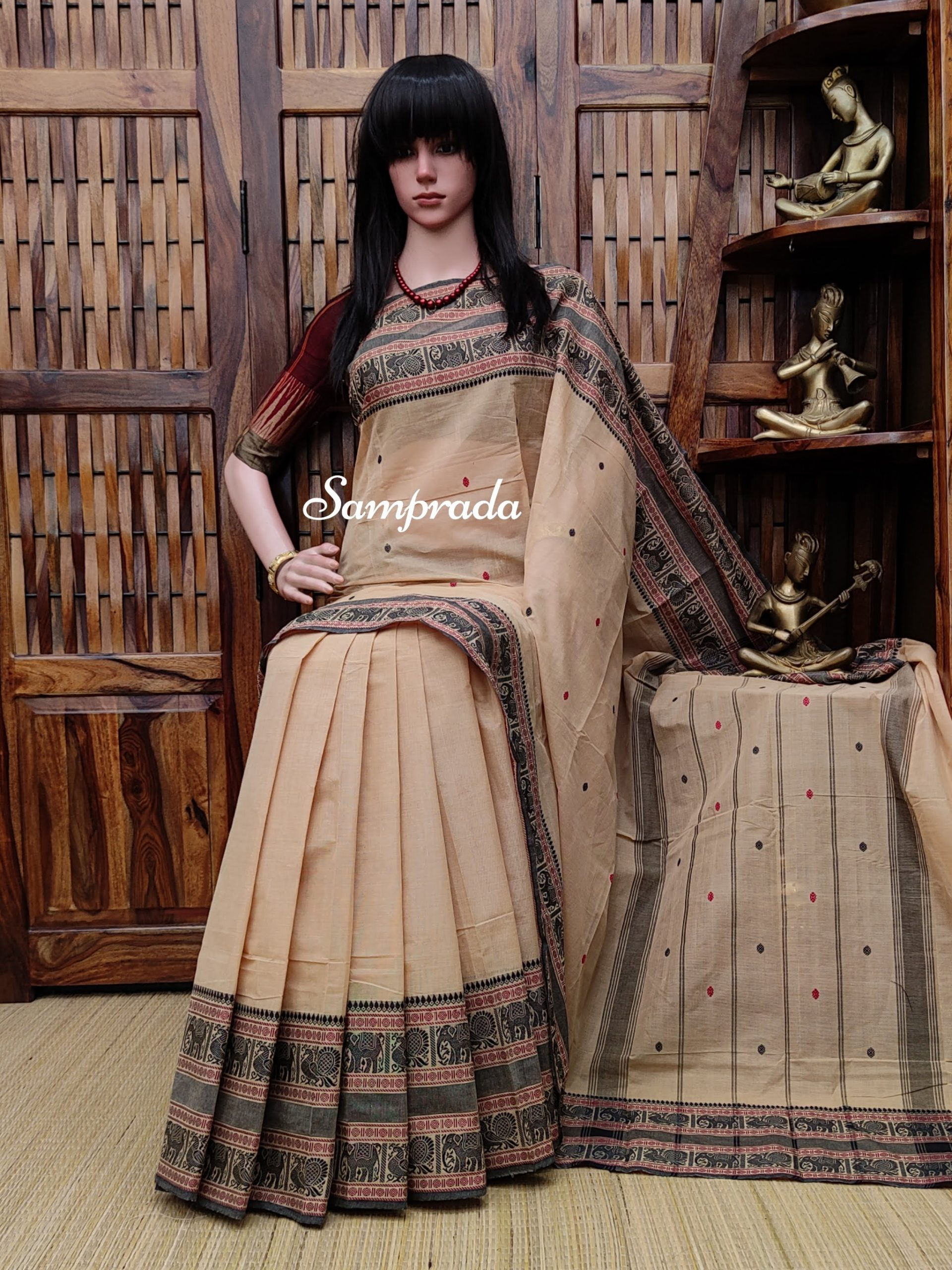 Samvritha - South Cotton Saree