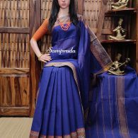 Samyagandha - South Cotton Saree