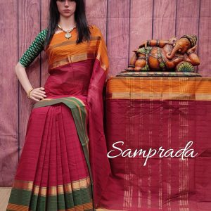 Sangeet - South Cotton Saree