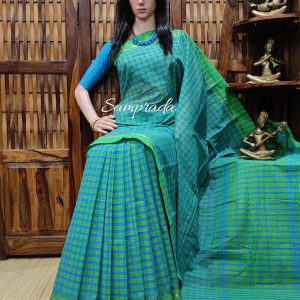 Sanhitha - South Cotton Saree