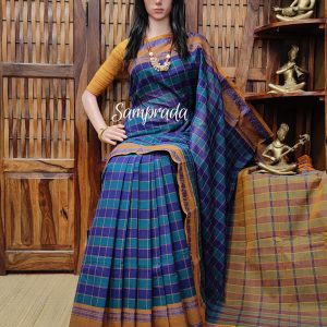 Sanjana - South Cotton Saree