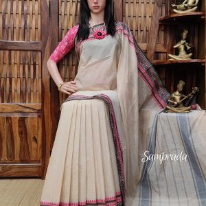 Sanjitha - South Cotton Saree