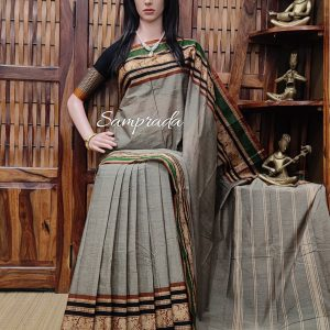 Sanjona - South Cotton Saree