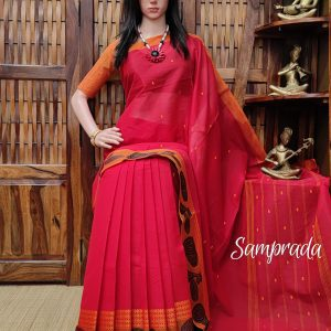 Sanjukta - South Cotton Saree