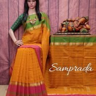Sankula - South Cotton Saree