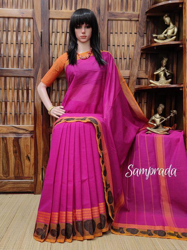 Santha - South Cotton Saree