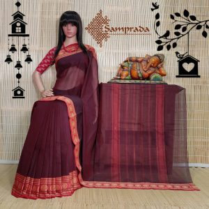 Santhoshi - South Cotton Saree