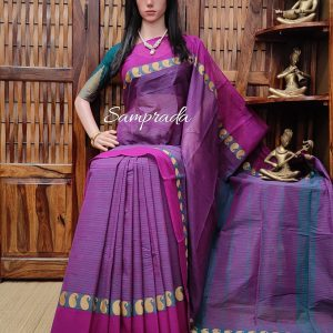 Sapushpa - South Cotton Saree