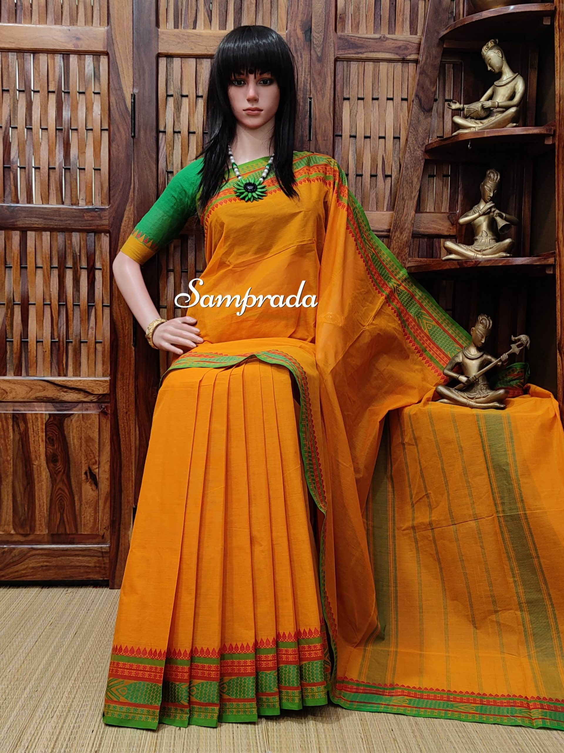 Sarani - South Cotton Saree