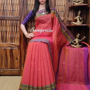 Saranya - South Cotton Saree