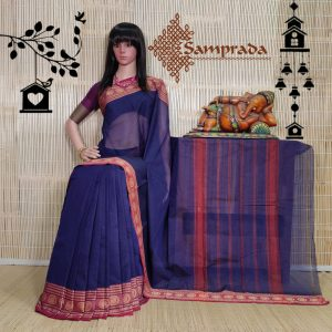 Sarasangi - South Cotton Saree