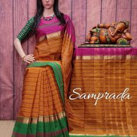 Sarasi - South Cotton Saree