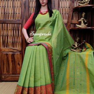 Sarayu - South Cotton Saree