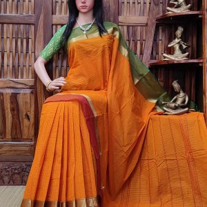 Sarhanthi - South Cotton Saree