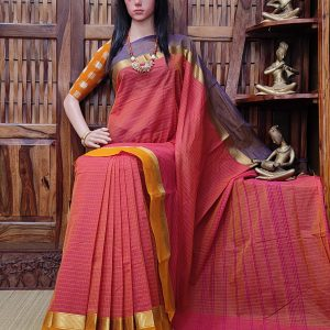 Sarisha - South Cotton Saree