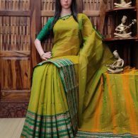 Saritha - South Cotton Saree