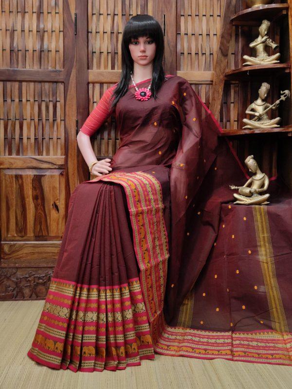 Sarojini - South Cotton Saree