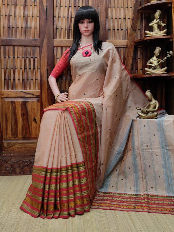 Sarooh - South Cotton Saree