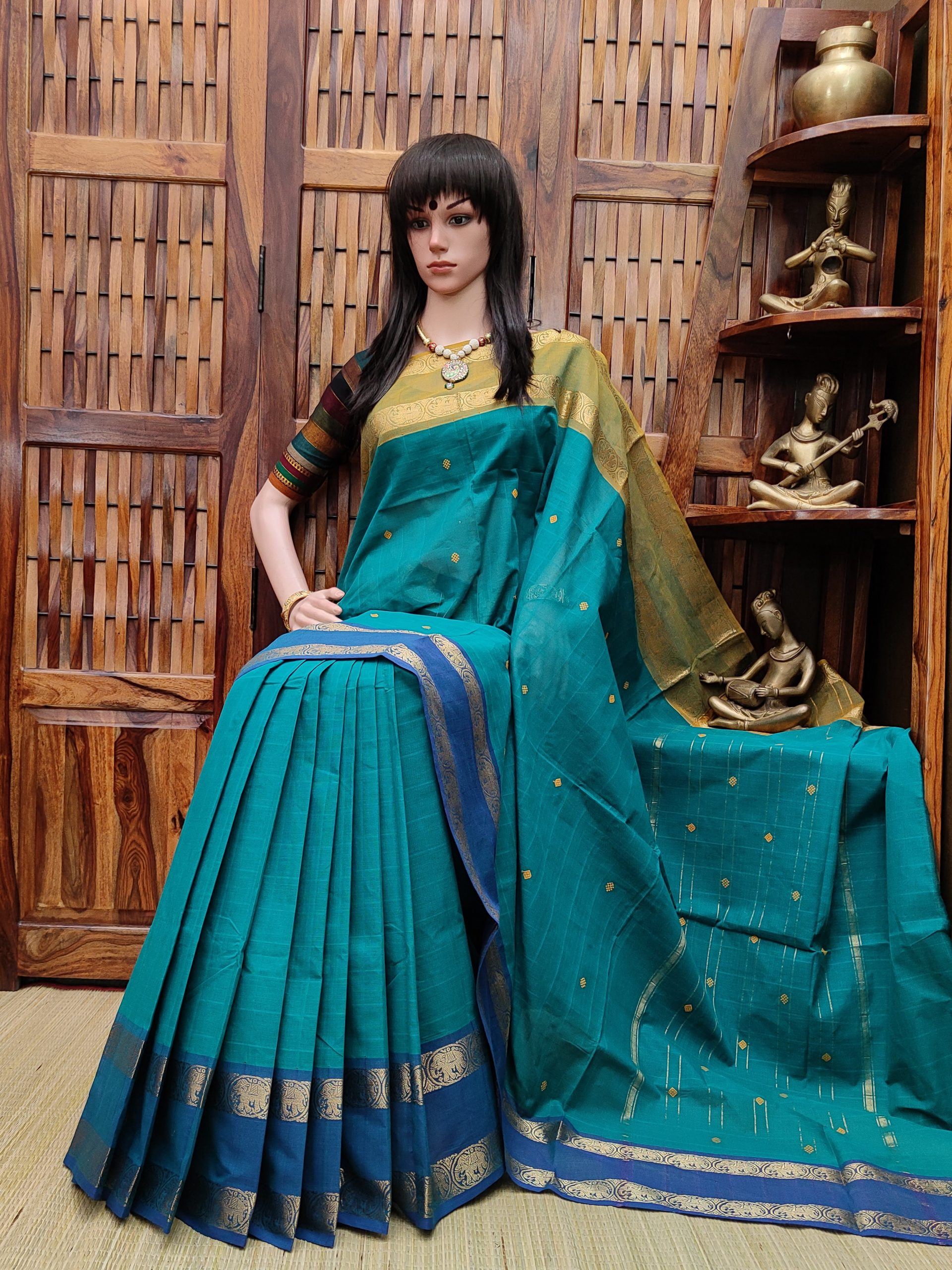 Saugandha - South Cotton Saree