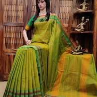 Saumanasya - South Cotton Saree