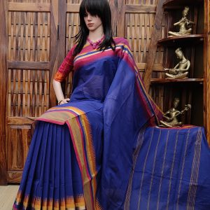 Seemaa - South Cotton Saree
