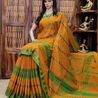 Sethulakshmi - South Cotton Saree