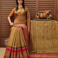 Shehnai - South Cotton Saree