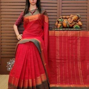 Shikha - South Cotton Saree