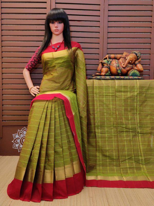 Shireesha - South Cotton Saree