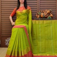 Shivamanohari - South Cotton Saree