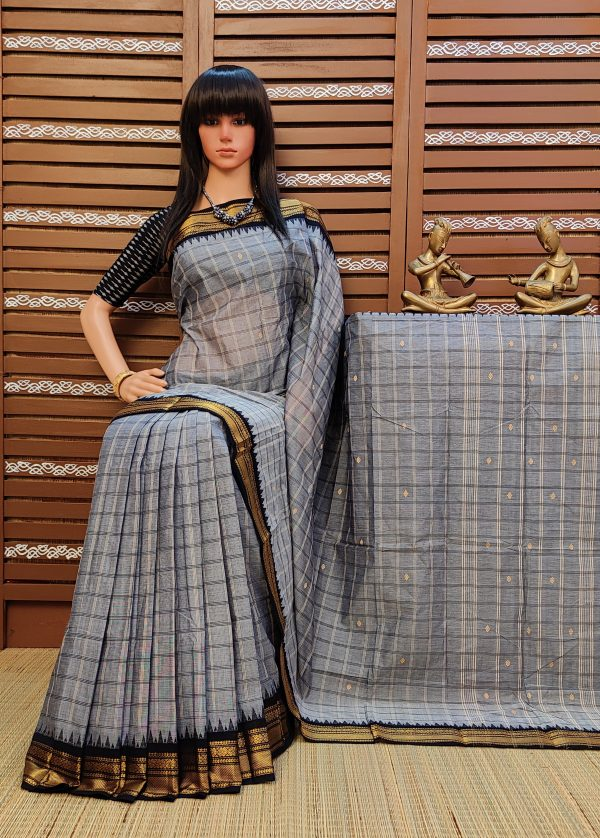 Shivaranjini - South Cotton Saree