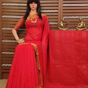 Shobha - South Cotton Saree