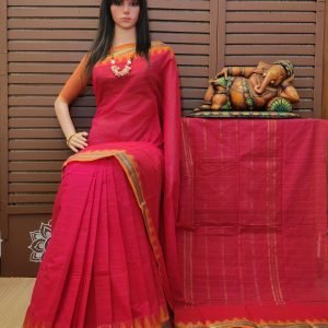 Shobhika - South Cotton Saree