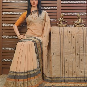 Shonima - South Cotton Saree