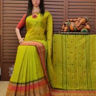 Shrayathi - South Cotton Saree