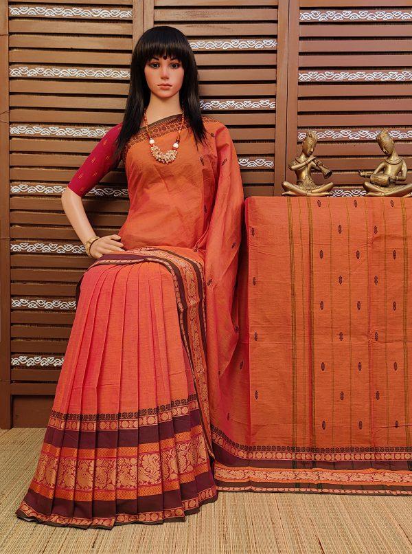 Shreekanti - South Cotton Saree