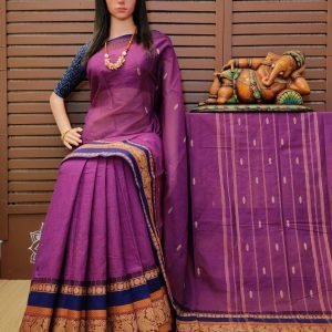 Shreemayi - South Cotton Saree