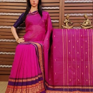 Shreeranjani - South Cotton Saree