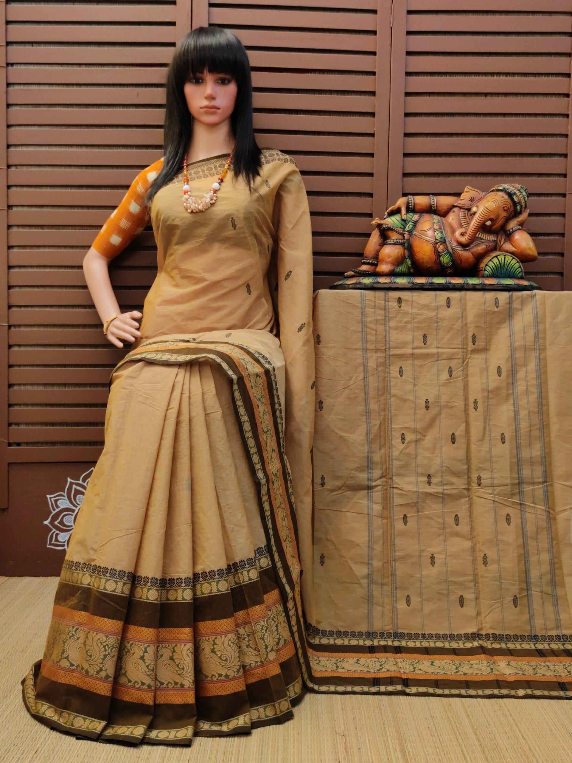 Shridevi - South Cotton Saree