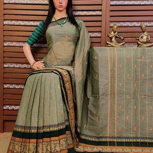 Shrishti - South Cotton Saree