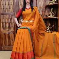 Shrushti - South Cotton Saree