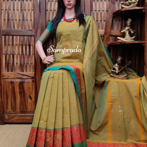 Shubadha - South Cotton Saree