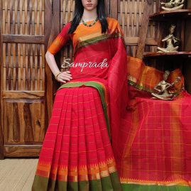 shurthi - South Cotton Saree