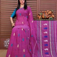 BHARGHAVI – GOLLABAMA COTTON SAREE