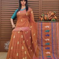 BHOOMIKA - GOLLABAMA COTTON SAREE