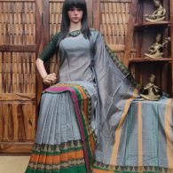 Lashika - Pearl Cotton Saree