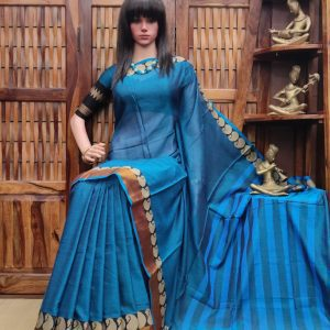 Lashita - Pearl Cotton Saree