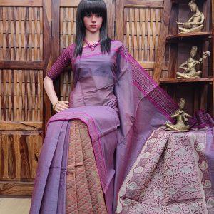 Likhitha - Pearl Cotton Saree