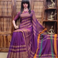 Lochana - Pearl Cotton Saree